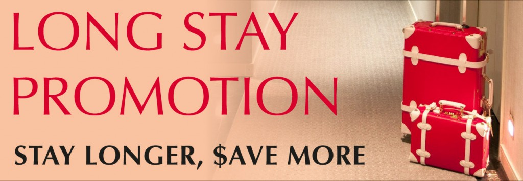 1. Stay more & Save More